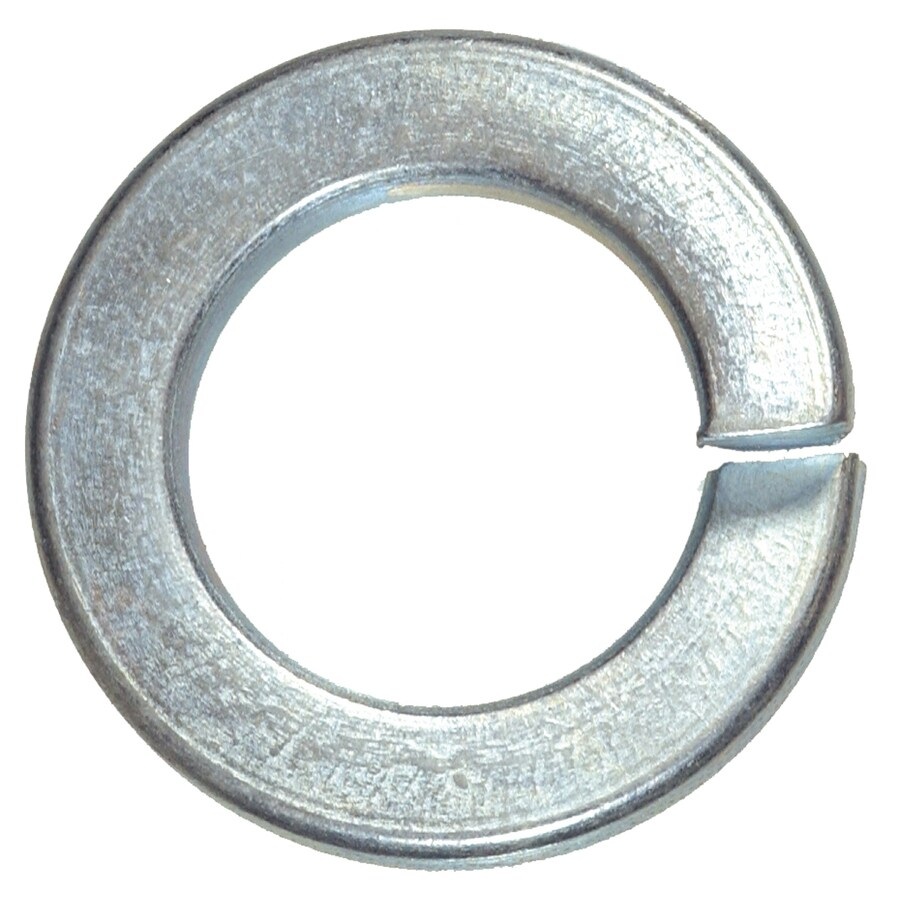 The Hillman Group 100-Count #12 Standard (SAE) Split Lock Washers