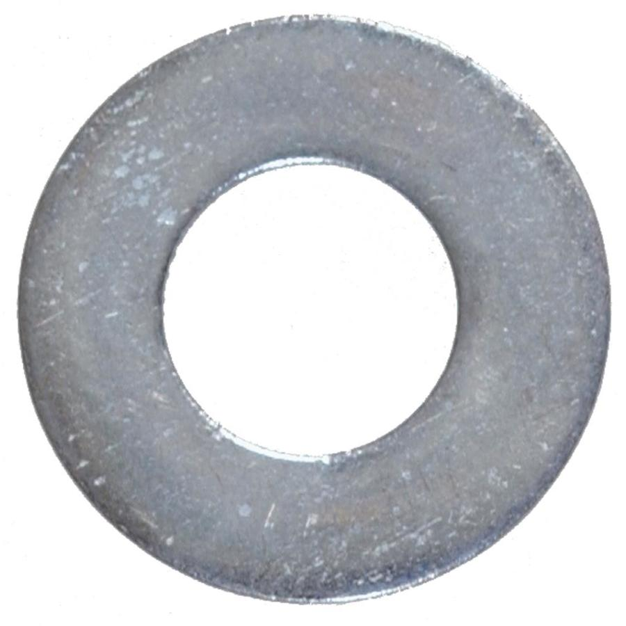 The Hillman Group 5-lbs 1-in Hot-Dipped Galvanized Standard (SAE) Flat Washers