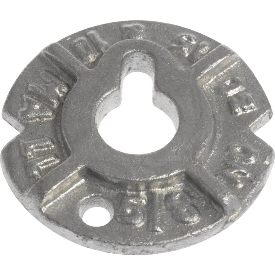 The Hillman Group 5-lb 5/8-in Hot Dipped Galvanized Standard (SAE) Malleable Washers