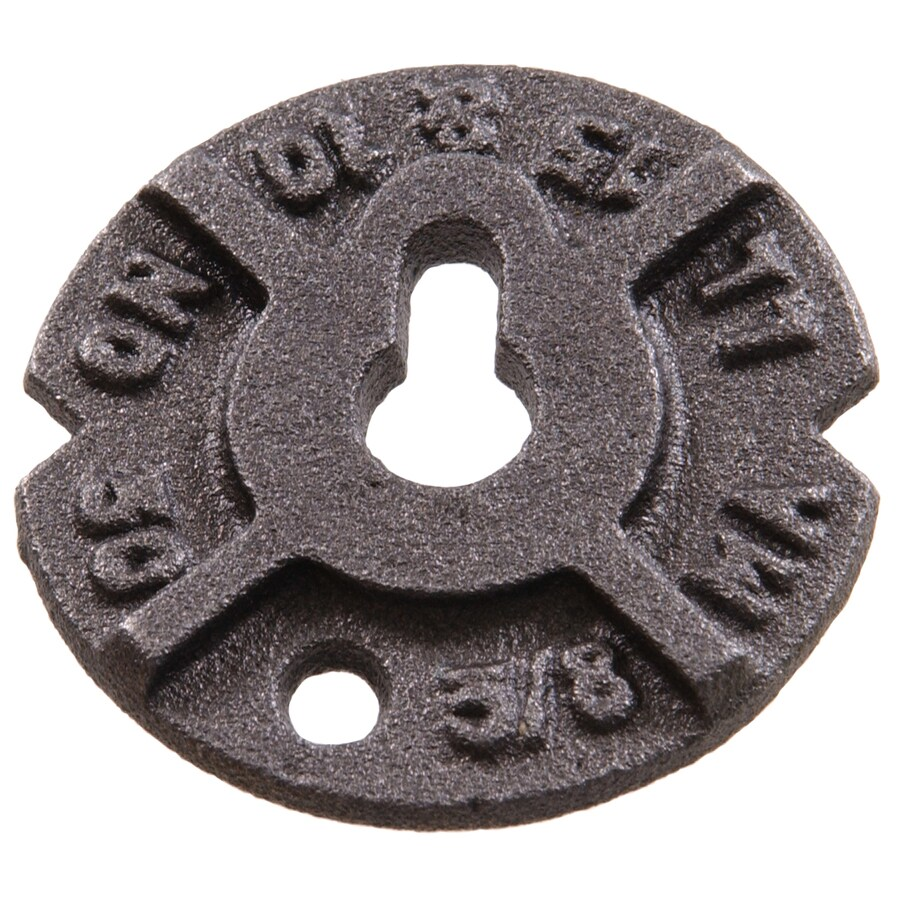 The Hillman Group 25-lb 1/2-in Plain Steel Standard (SAE) Malleable Washers