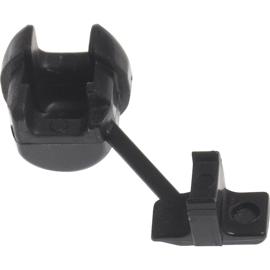 The Hillman Group 10-Count 7/16-in Plastic Non-Insulated Cable Staples