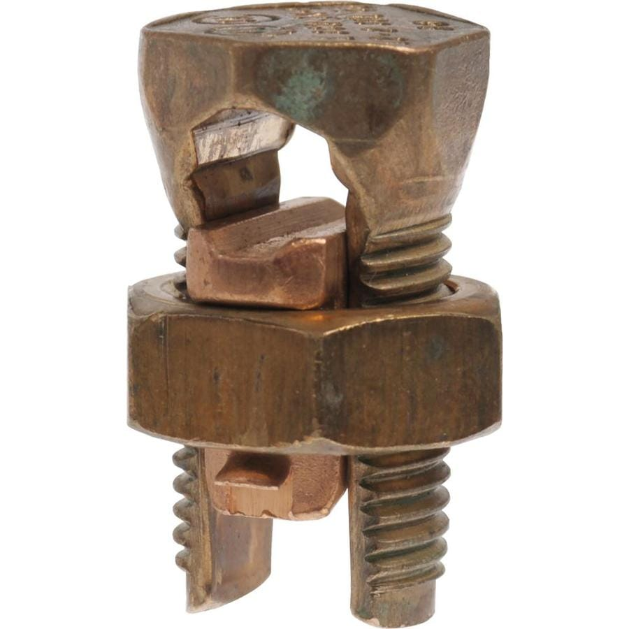 Shop The Hillman Group 3 8 In Copper Split Bolt At Lowes Com