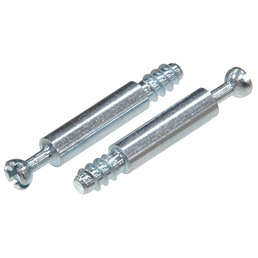 The Hillman Group 15-Count 5mm x 45mm Zinc-Plated Interior Metric Binding Post Screws