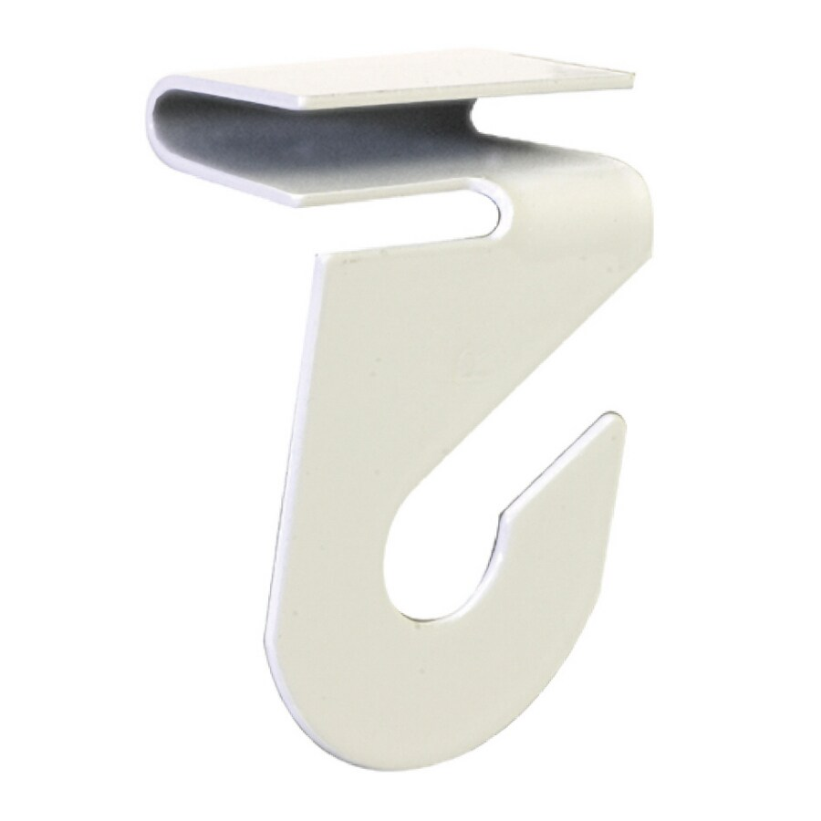 The Hillman Group 2-Pack Ceiling Track Picture Hangers