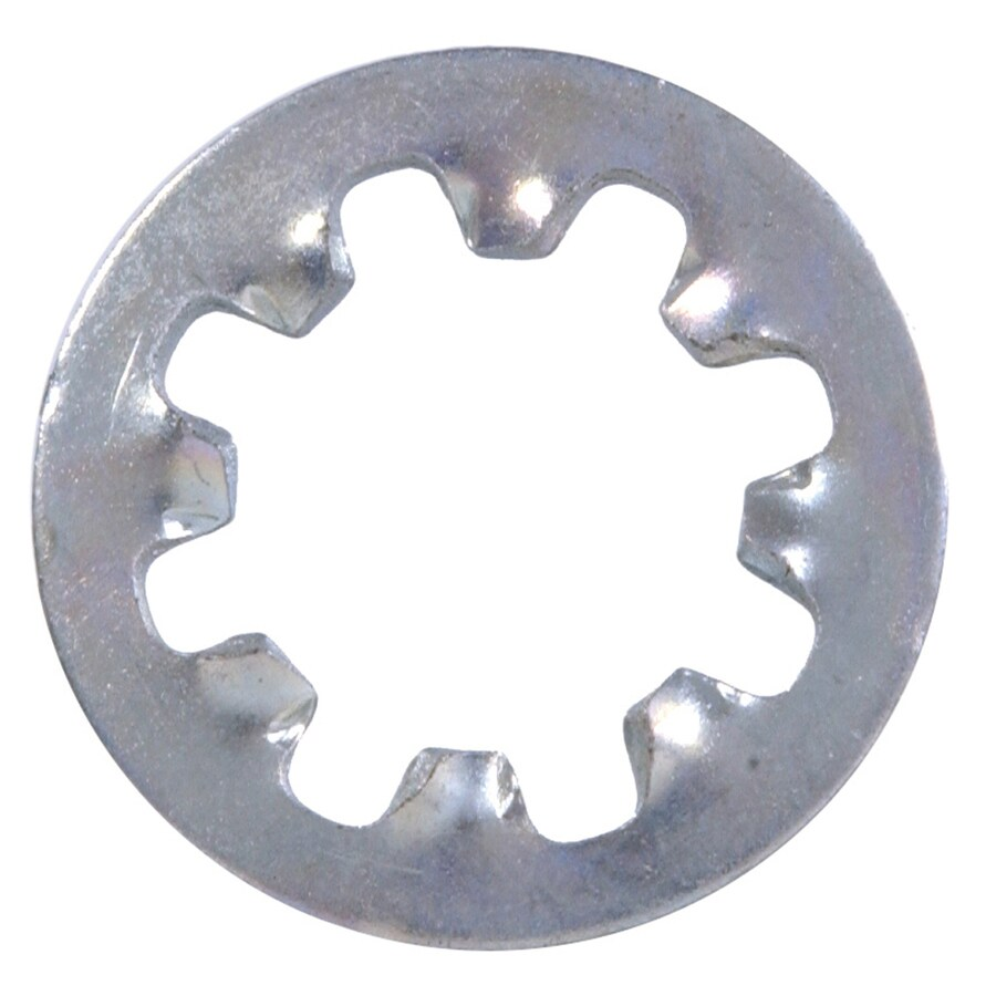 The Hillman Group 4-Count #8 Standard (SAE) Internal Tooth Lock Washers