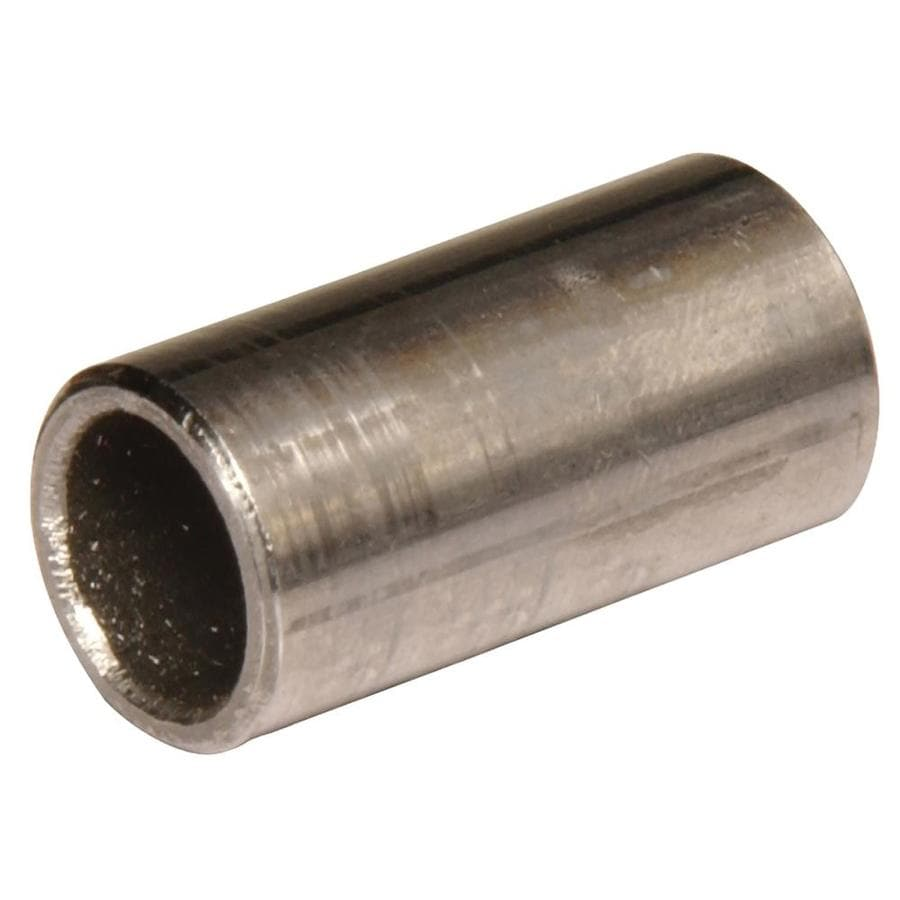 The Hillman Group 1/4-in x  3/8-in  x 1/2-in Seamless Steel Spacer