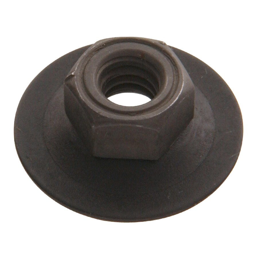 The Hillman Group 2-Count 3/8-in-16 Black Phosphate Standard (SAE) Hex Nuts