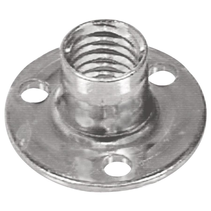 The Hillman Group #10 Zinc-Plated Standard (SAE) Brad Hole Tee Nut