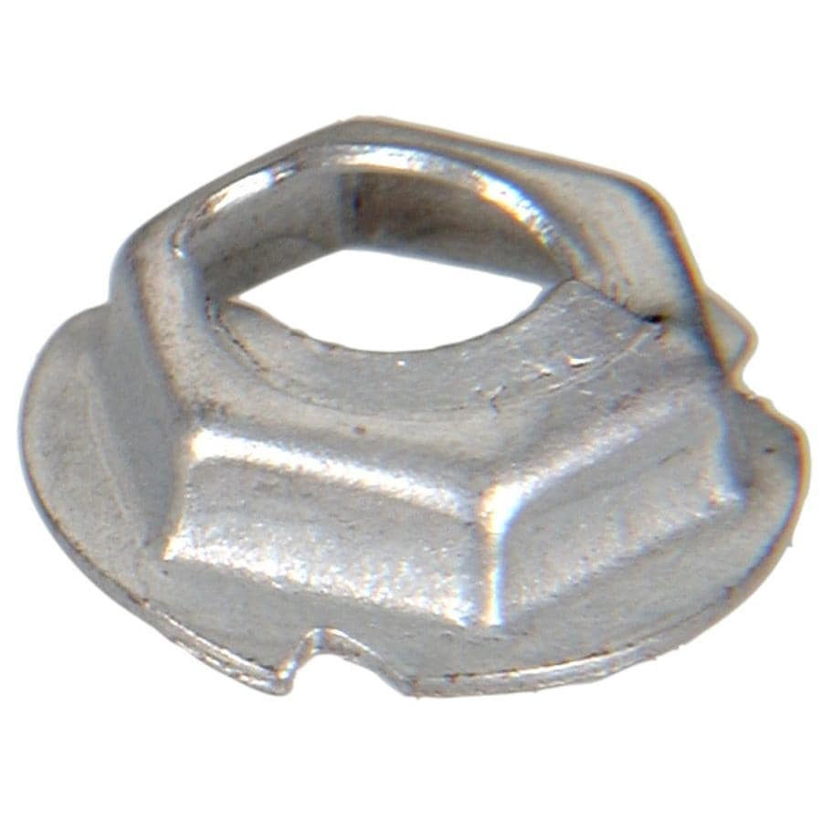 The Hillman Group 2-Count 5/16-in Plain Steel Standard (SAE) Hex Nuts