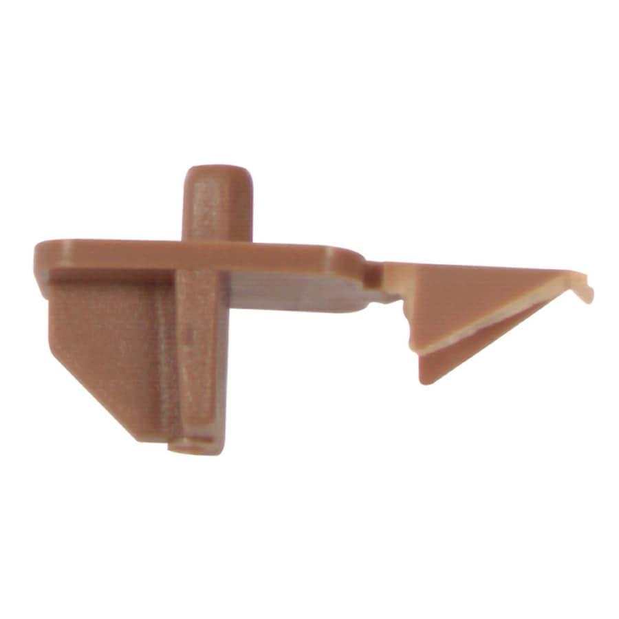 The Hillman Group 2-Pack 1/2-in Plastic Self-Lock Shelf Pin