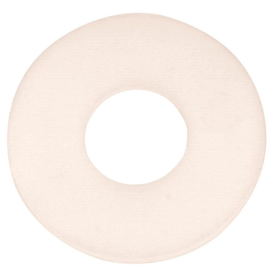The Hillman Group 4-Count #10 x 3/8-in Nylon Standard (SAE) Flat Washer