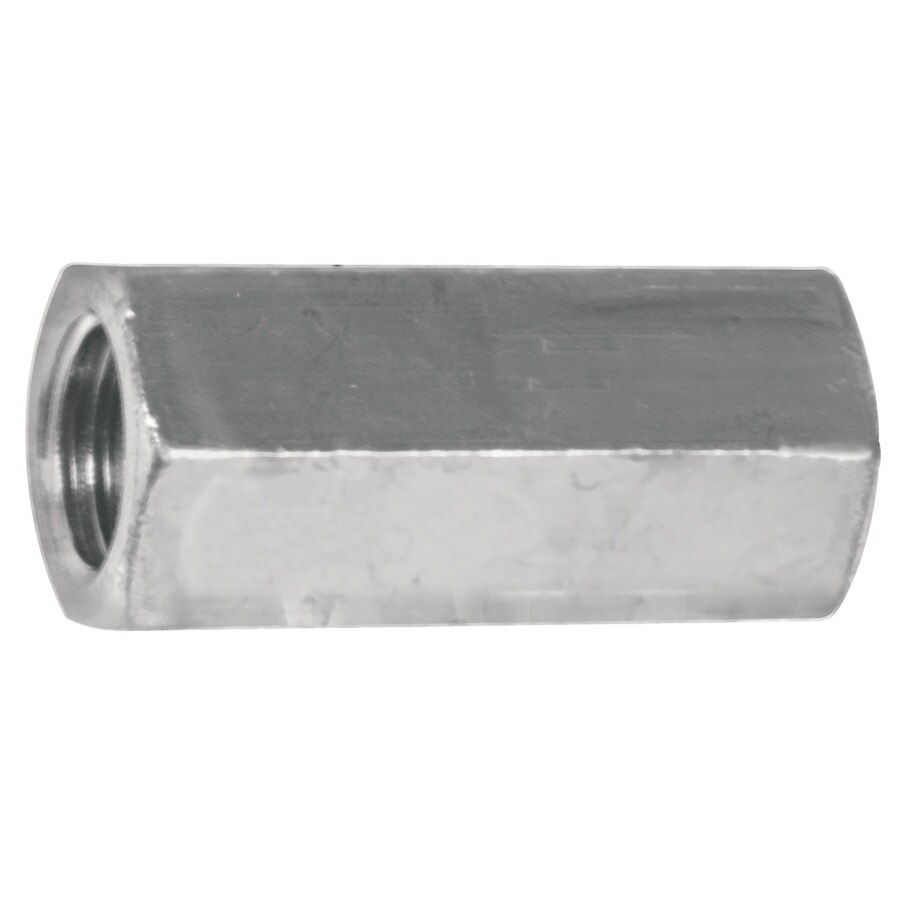 The Hillman Group 1/2-in Zinc-Plated Standard (SAE) Regular Nut