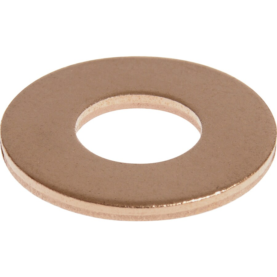 The Hillman Group 30-Count 3/8-in x 1-in Copper Standard (SAE) Flat Washers