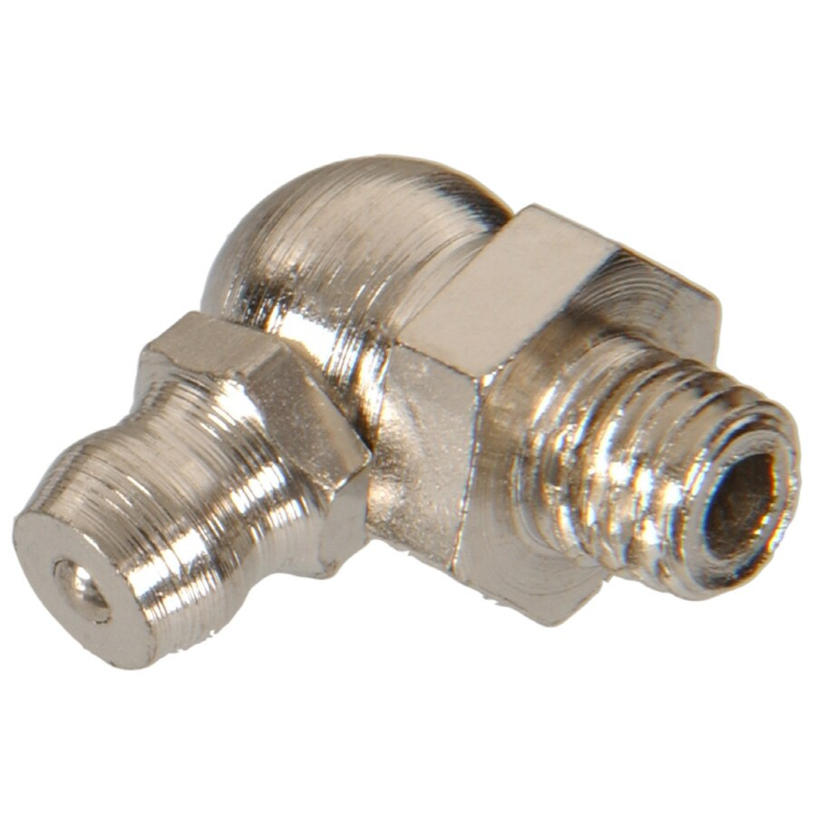 The Hillman Group 90-Degree Button Head Metric Grease Fitting