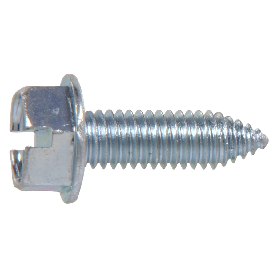 The Hillman Group 15-Count 6-mm x 20-mm Zinc-Plated Slotted-Drive Interior/Exterior Metric Sheet Metal Screws