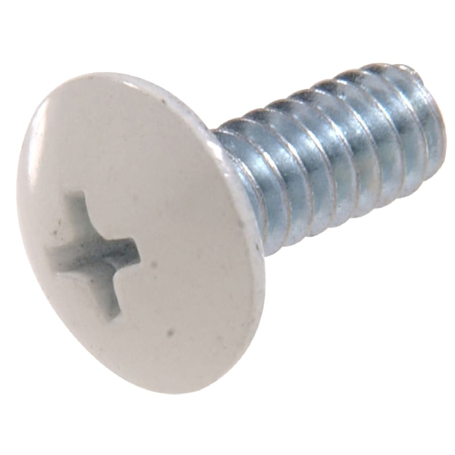 The Hillman Group 30-Count #10-24 x 1/2-in Truss-Head Zinc-Plated Standard (SAE) Machine Screws
