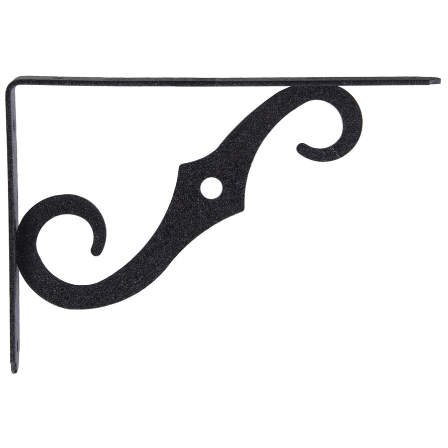 The Hillman Group Ornamental Shelf Bracket