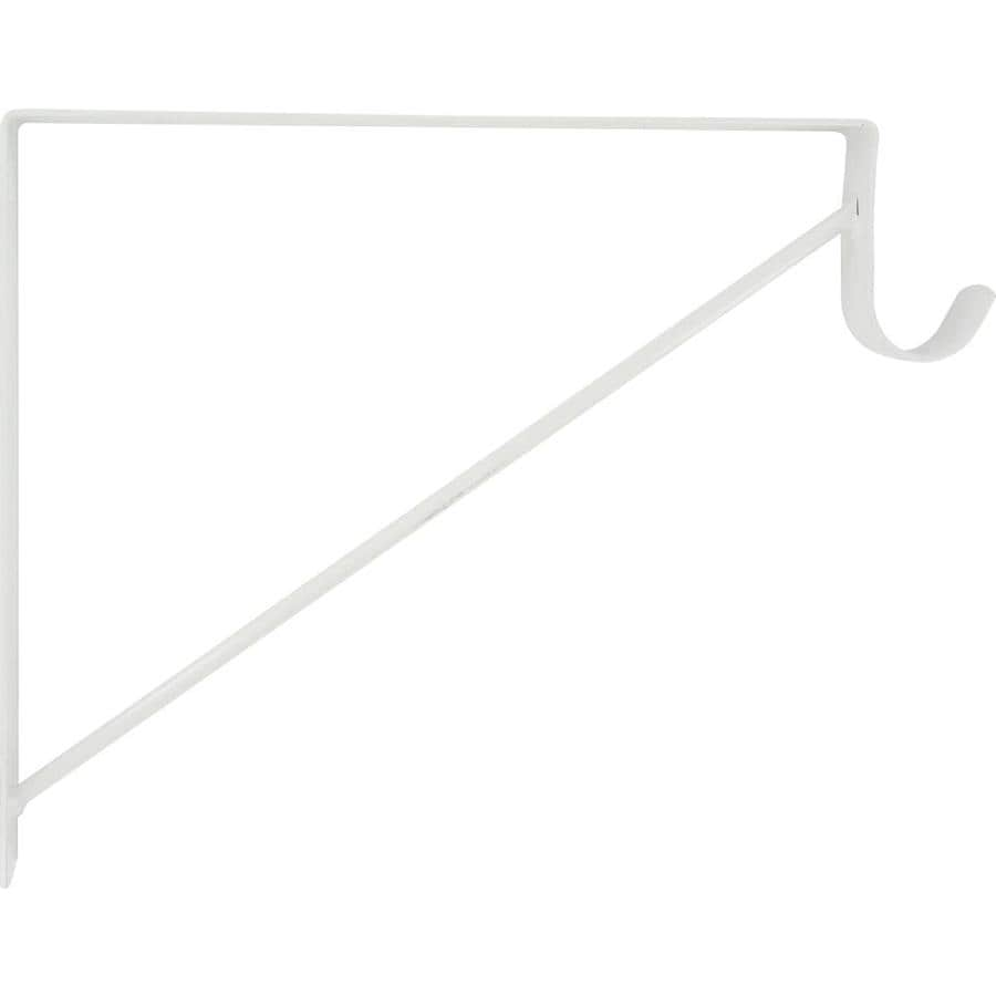 The Hillman Group Fixed Shelf Bracket