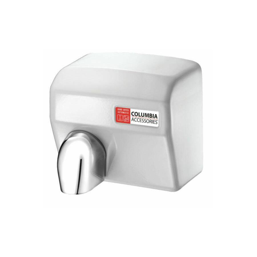 PSISC White Touchless Commercial Hand Dryer