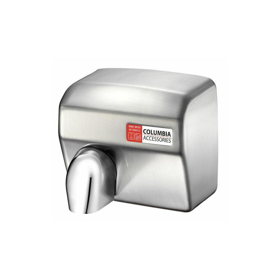 PSISC Satin Chrome Touchless Hand Dryer