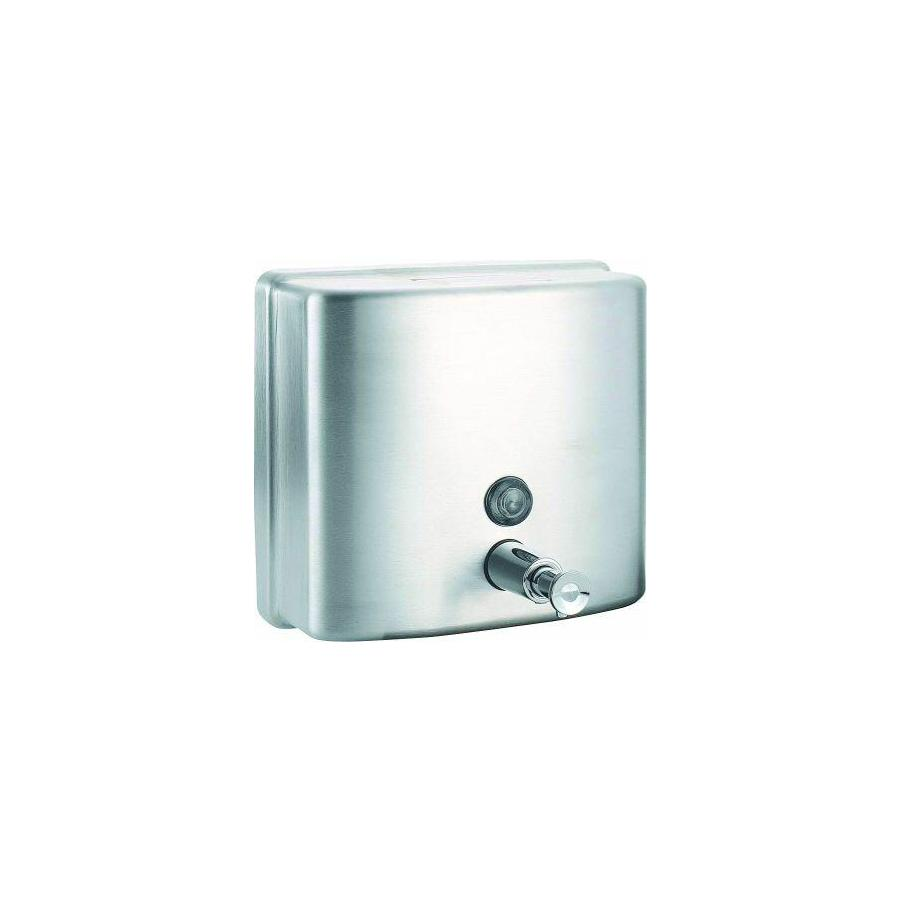 PSISC Satin Pump Commercial Soap Dispenser