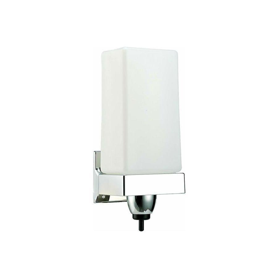PSISC Bright Stainless Steel Plastic Push-Up Valve Commercial Soap Dispenser