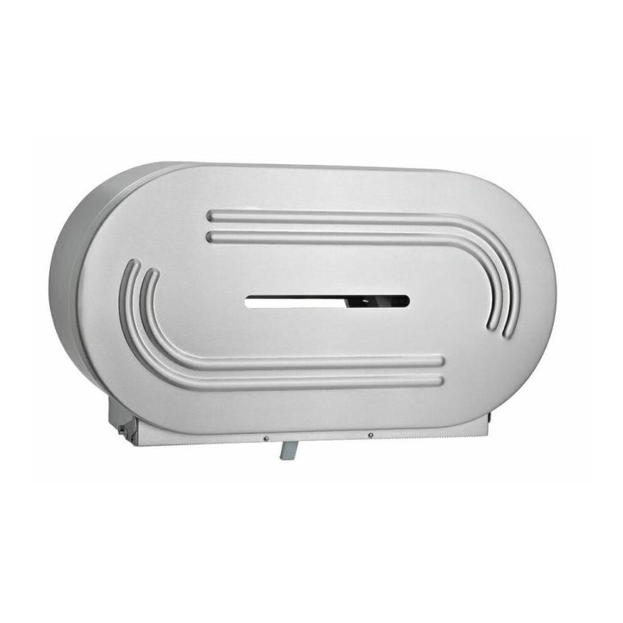 PSISC Jumbo Roll Surface-Mount Commercial Toilet Tissue Dispenser