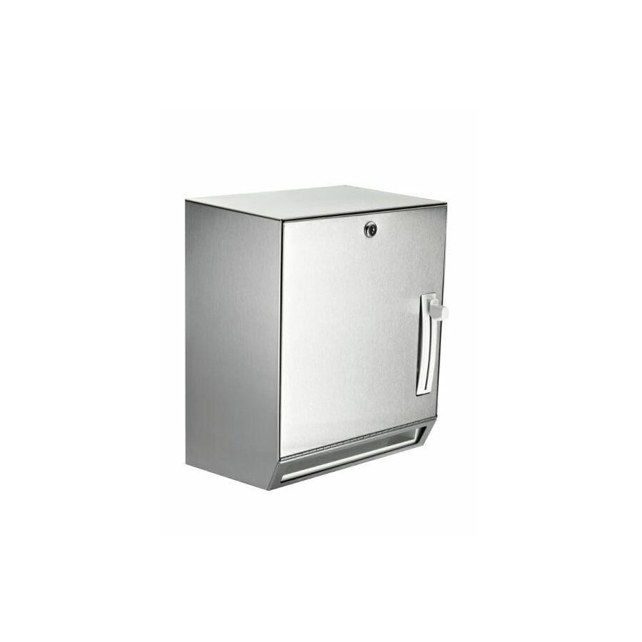 PSISC Stainless Steel Lever Control Commercial Paper Towel Dispenser
