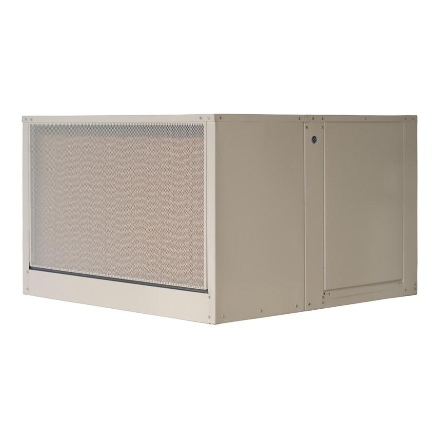 MasterCool 1650-sq ft Direct Whole House Evaporative Cooler (5000-CFM)