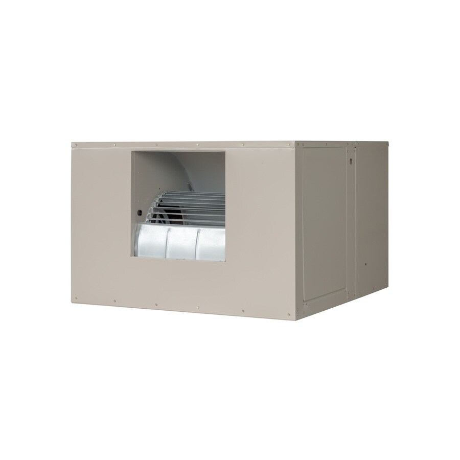 MasterCool 1,650-sq ft Direct Whole House Evaporative Cooler (5000 Cfm)