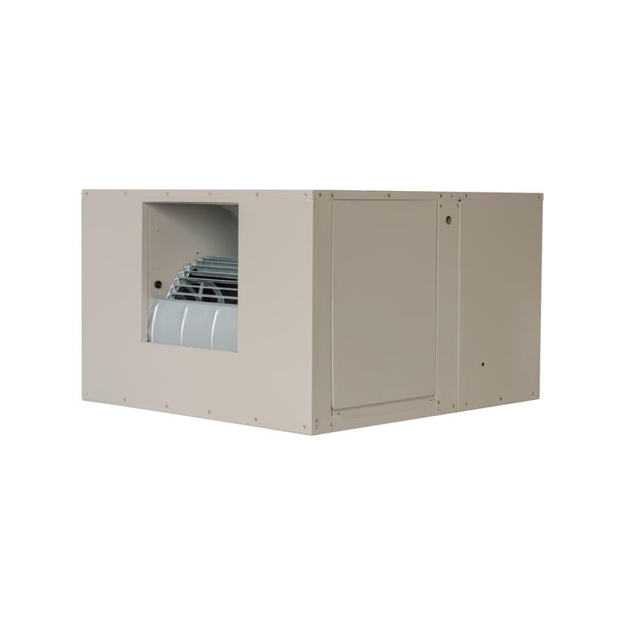 MasterCool 1,650-sq ft Direct Whole House Evaporative Cooler (5,000 CFM)