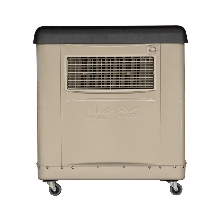 Mastercool 2 Evaporative Coolers : Shop mastercool sq ft direct portable evaporative