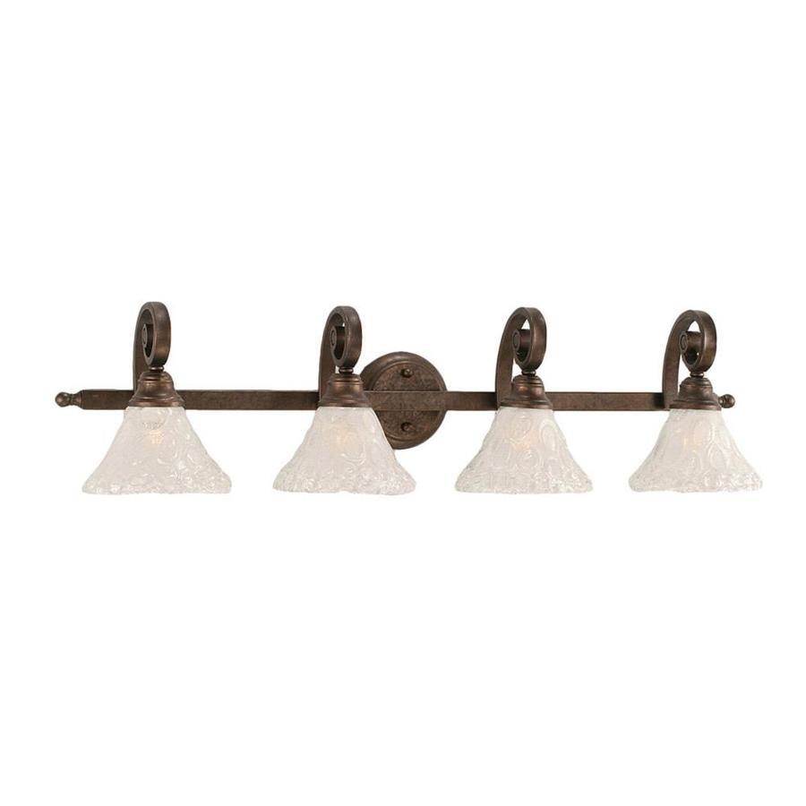 Divina 4-Light Bronze Vanity Light