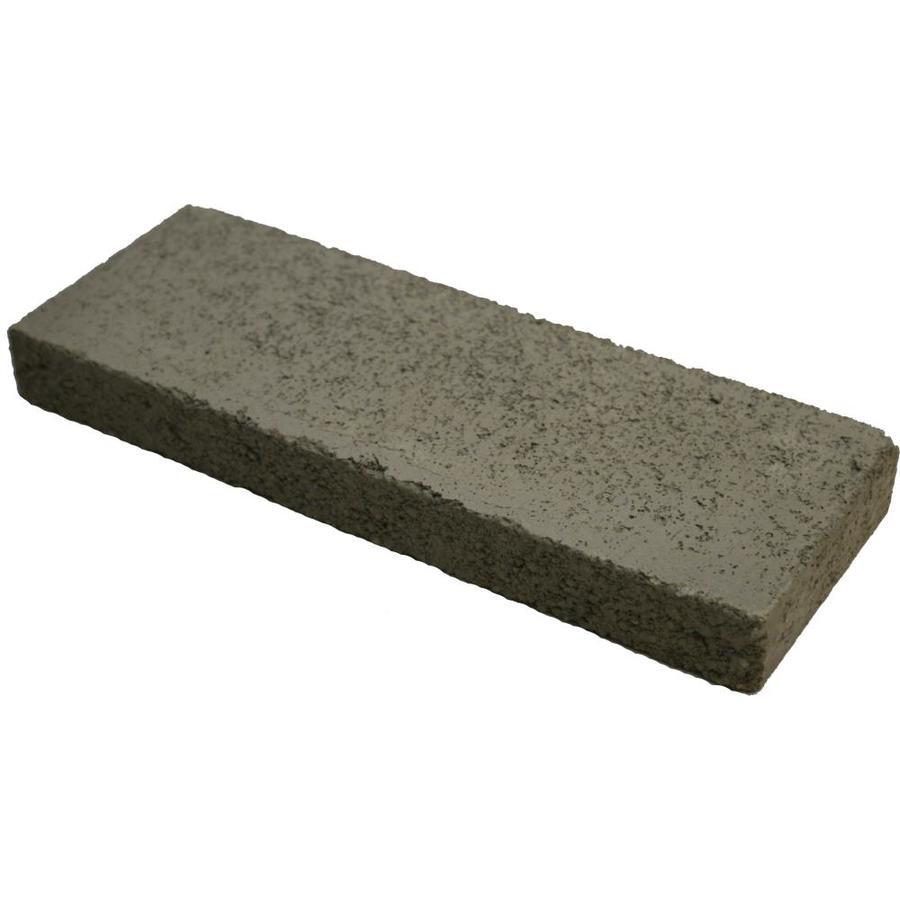 Cmu Cap Block : Shop basalite solid cap concrete block common in