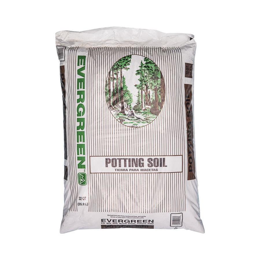 Evergreen 32-Quart Organic Potting Soil