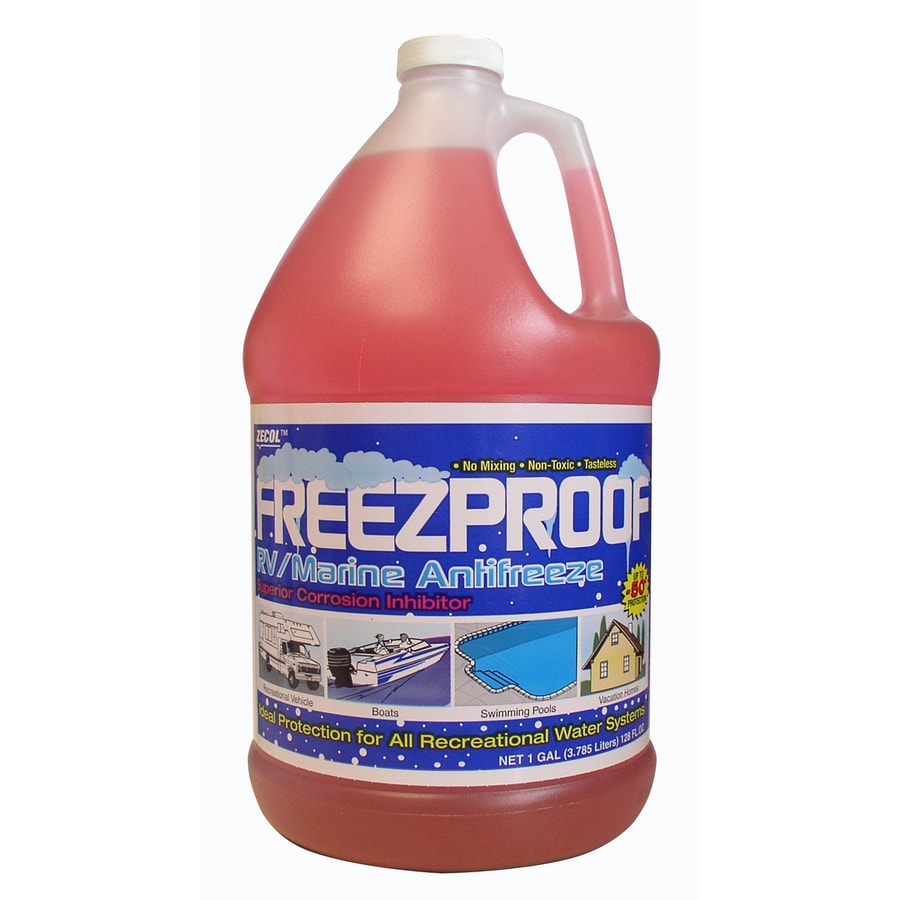 Zecol 1-Gallon Antifreeze
