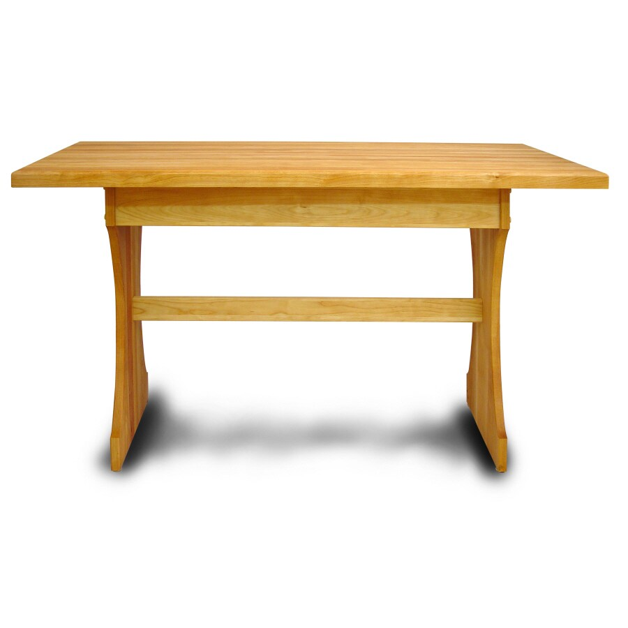 Catskill Craftsmen Harvest Natural Rectangular Dining Table