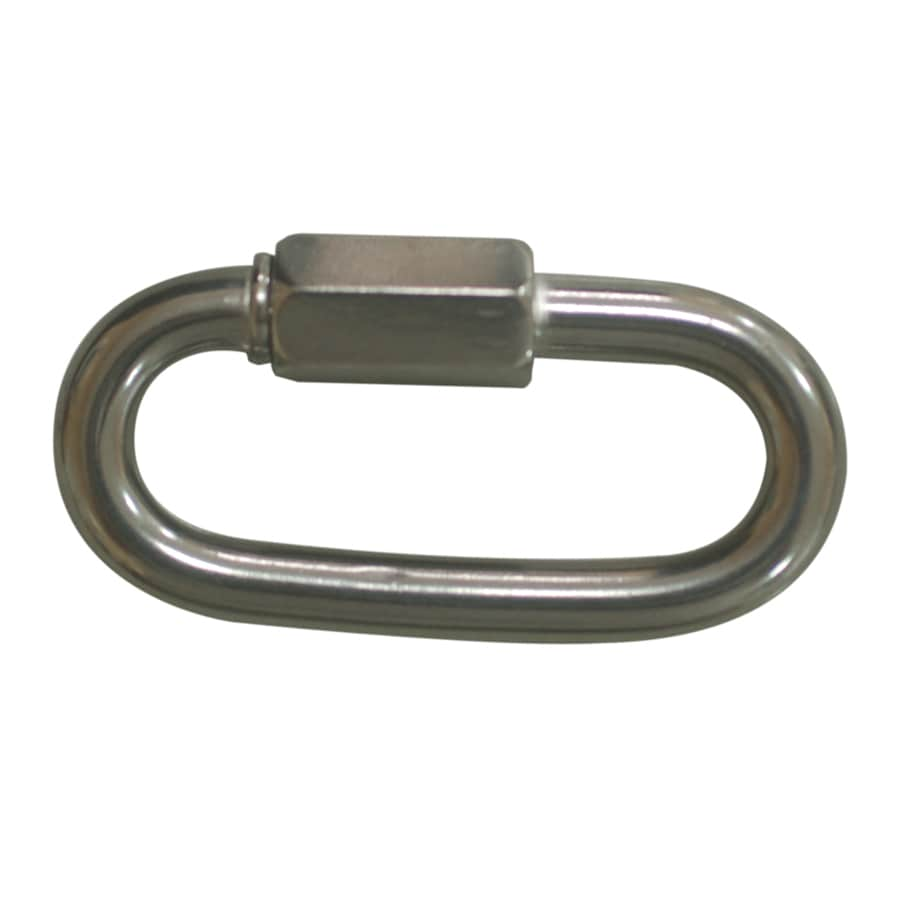 Blue Hawk 3/4-in H x 3-1/2-in L Stainless Steel Chain Link