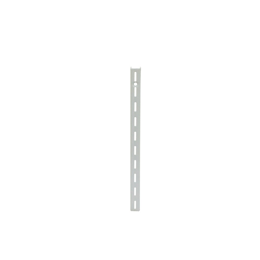 Style Selections 48-in x 5/8-in White Stand