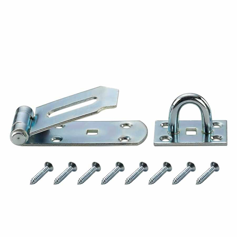 Gatehouse 7.25-in Steel Hasp