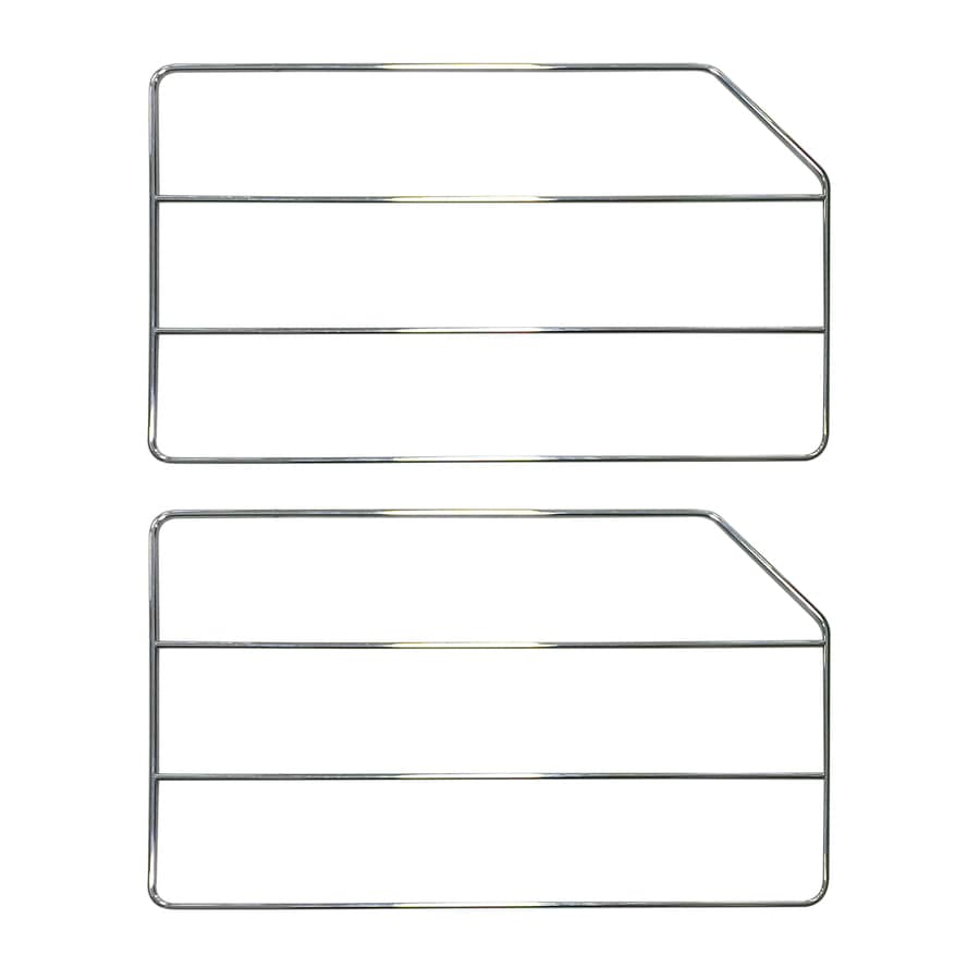 Style Selections Steel Plate Rack