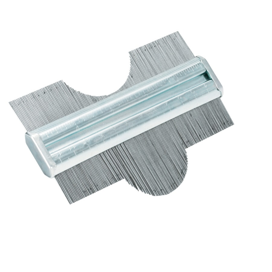 Tile Solutions Contour Guage for Shape Tracing and Tile Cutting