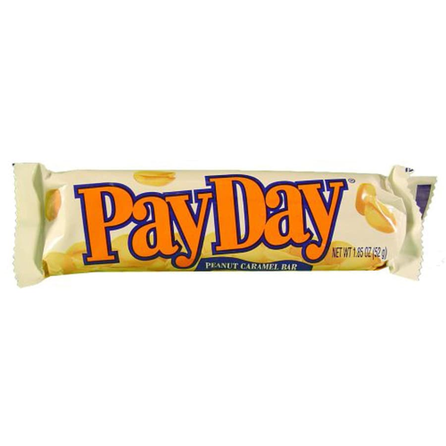 Hershey's 1.85-oz Payday Candy Bar