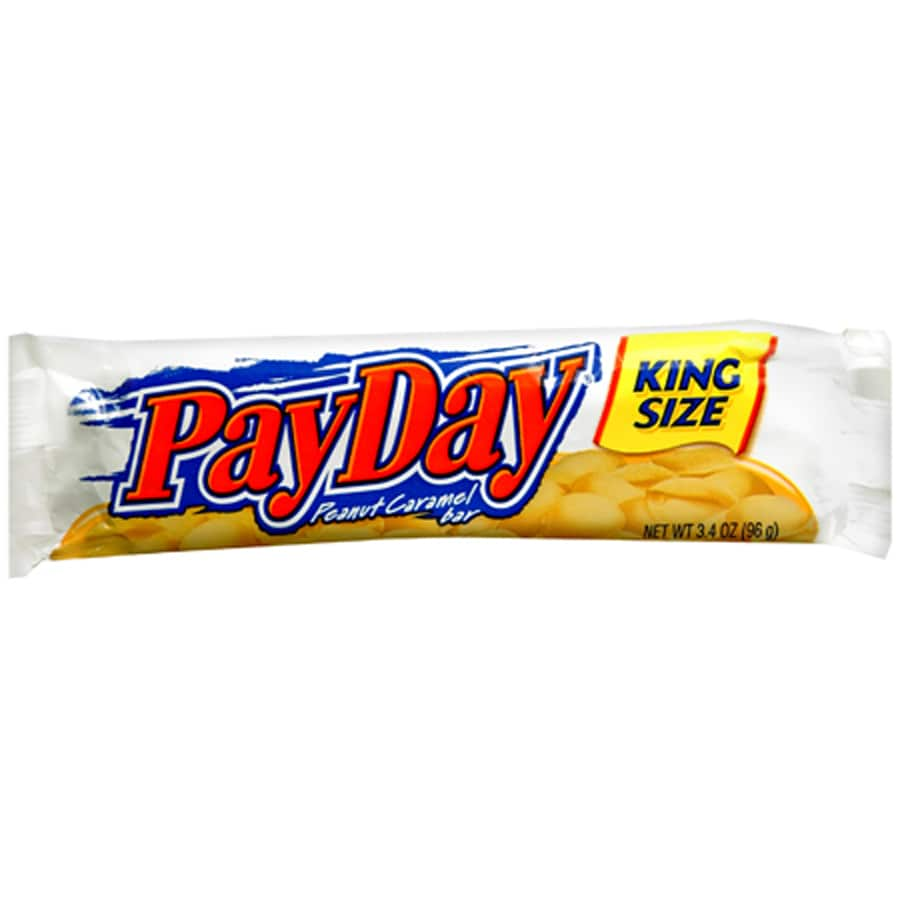 Hershey's 3.4-oz King Size Payday Candy Bar