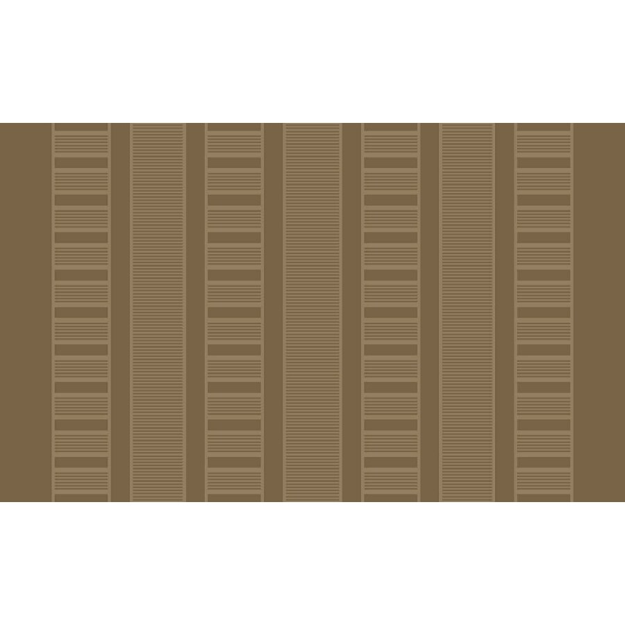 Style Selections Taupe Rectangular Indoor Tufted Throw Rug (Common: 3 x 4; Actual: 30-in W x 46-in L)