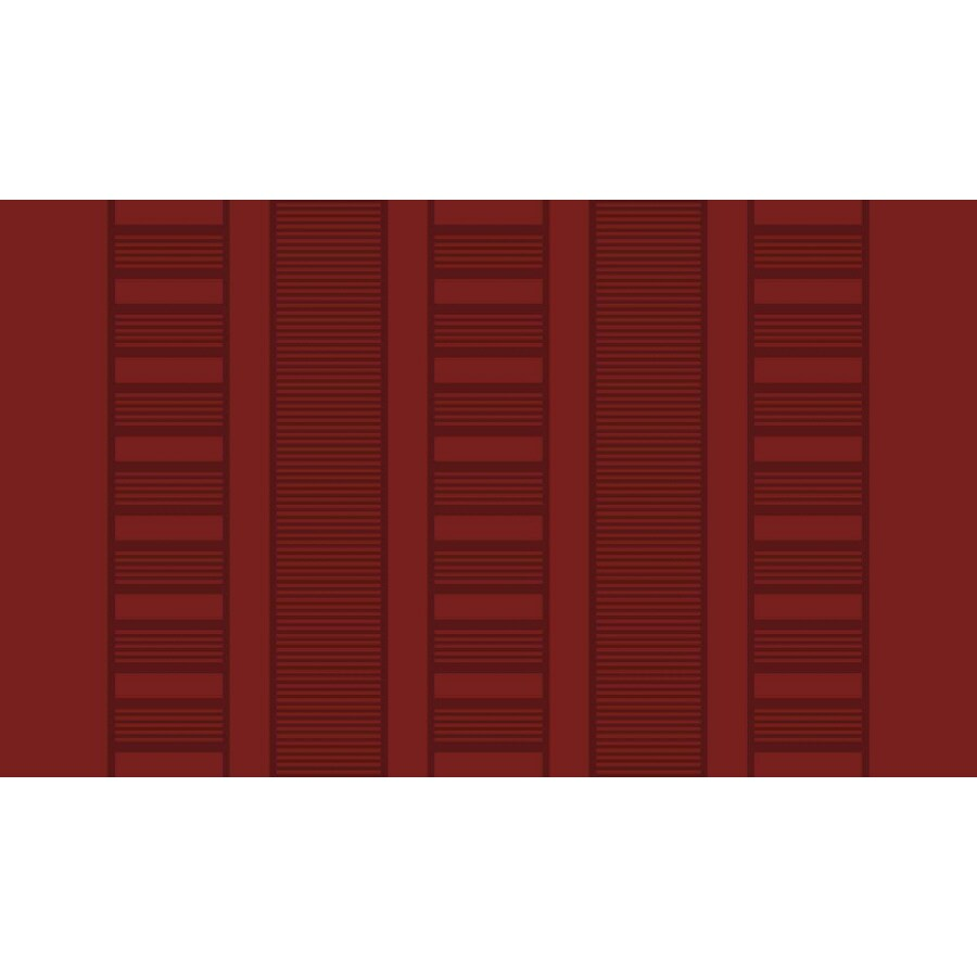 Style Selections Garnet Rectangular Indoor Tufted Throw Rug (Common: 2 x 3; Actual: 20-in W x 34-in L)