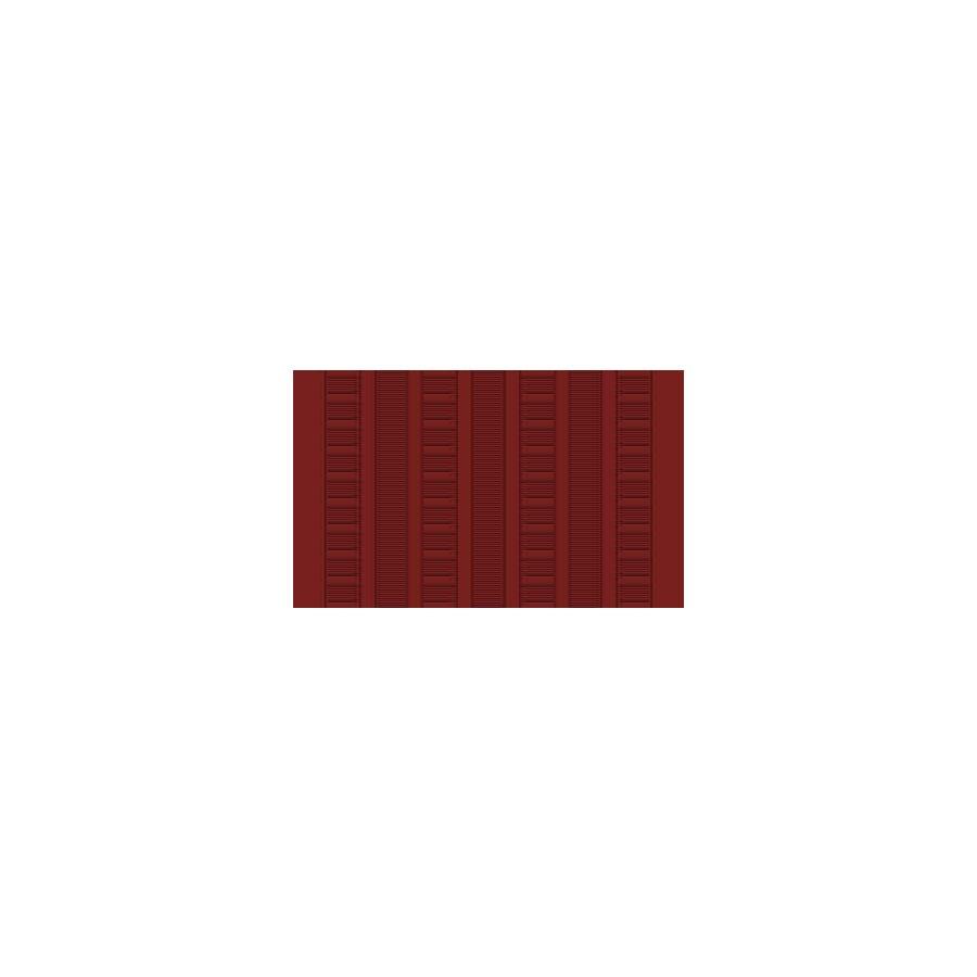 "Style Selections 2'3"" x 3'9"" Sarasota Garnet Accent Rug"