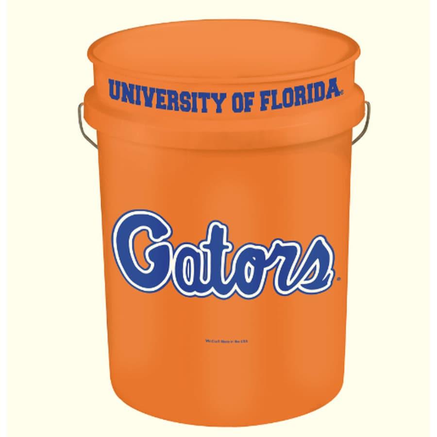 WinCraft Sports University of Florida 5-Gallon Plastic Bucket