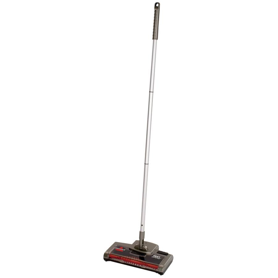 BISSELL Easy Sweep Cordless Rechargeable Battery Carpet and Hard Surface Floor Sweeper