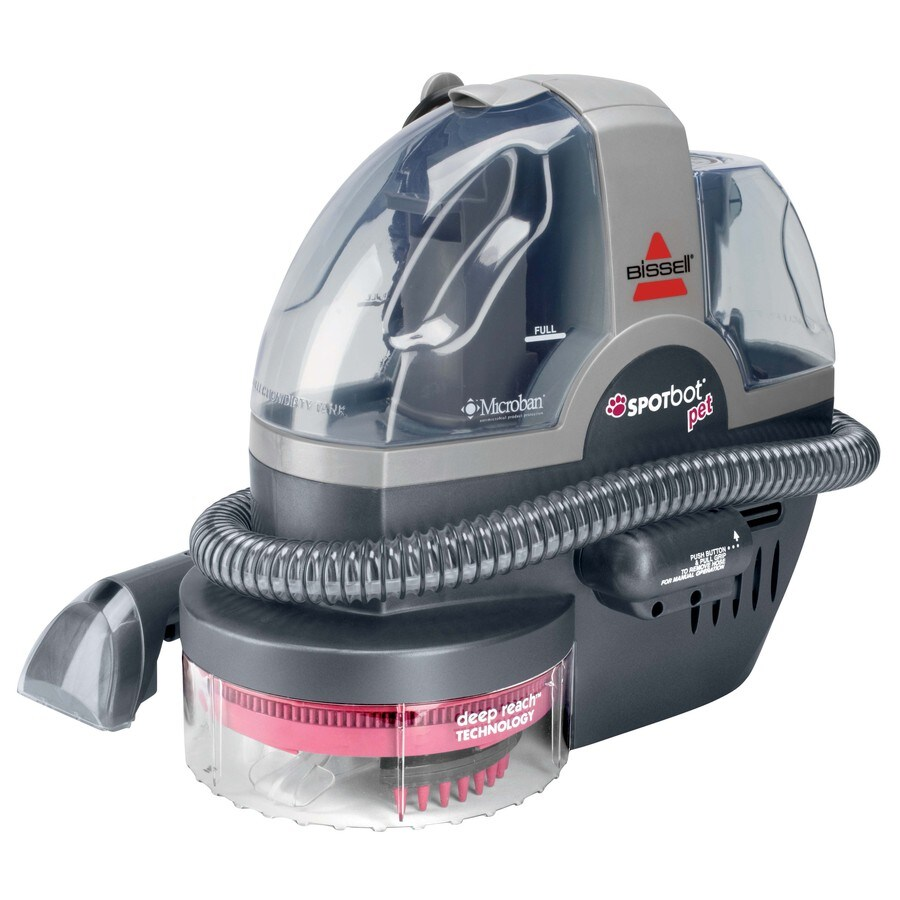 BISSELL SpotBot Pet 0.23-Gallon Portable Carpet Cleaner